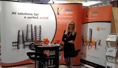 Qualität aus der Schweiz, günstige Preise: das SGS-Implantatsystem stellt sich vor